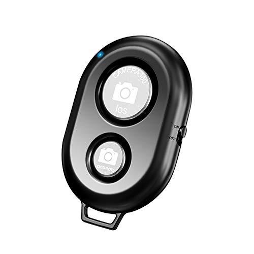 SYOSIN Bluetooth Remote Control, Wireless Remote für Smartphones - Geeignet für Kamera-Auslöser für Fotos und Selfies - Kompatibel mit Apple IOS und Android/iPhone/iPad/Samsung Galaxy