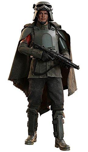 Hot Toys Figura Han Solo Mudtrooper 31 cm. Han Solo: Una Historia de Star Wars. Movie Masterpiece. Escala 1:6