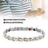 Zoom IMG-1 tmishion braccialetto magnetico da donna