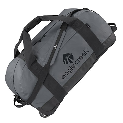 Eagle Creek No Matter What Rolling Duffel L Maleta, 76 cm, 105 litros, Stone Grey