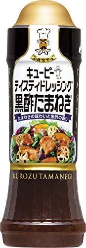 キユーピー テイスティドレッシング 黒酢たまねぎ 210ml