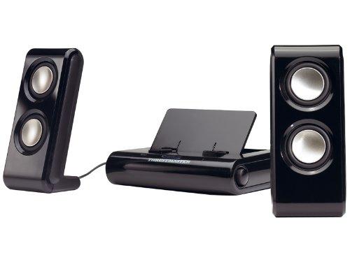 Preisvergleich Produktbild Guillemot Thrustmaster Sound System 2-in-1 - Tragbare Lautsprecher mit Spiele