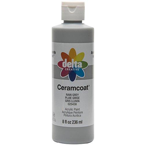 Plaid: Delta Ceram Manteau Peinture Acrylique, Multicolore, 16 x 4.82 x 4.57 cm