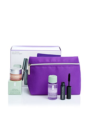 Clinique Set All About Eyes Rich 15 ml High Impact Mask Mini Take The Day Off 30 ml