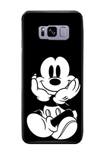 Carcasa para Samsung Galaxy S8 Mickey Mouse Sweet Disney Cute 20 Diseños