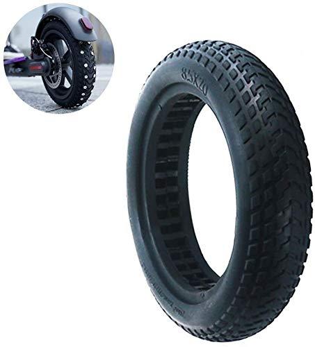 ZKDY Neumáticos Scooter eléctrico, de 8,5 Pulgadas Llantas sólidas, absorción de Impactos Hueco, Hay inflación, Tubo Sin Interior, for Vespa Antideslizante neumáticos Exteriores Neumáticos de Scooter