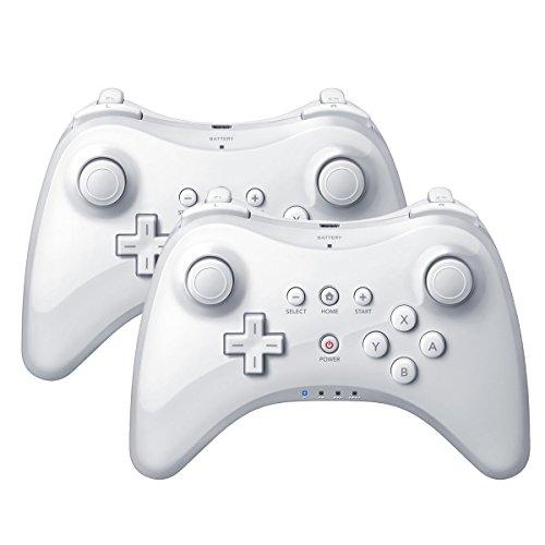 Nintendo Wii U Pro Controller Marca QUMOX