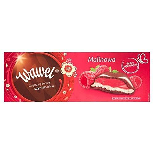 WAWEL Strawberry Dessert Chocolate 300 g
