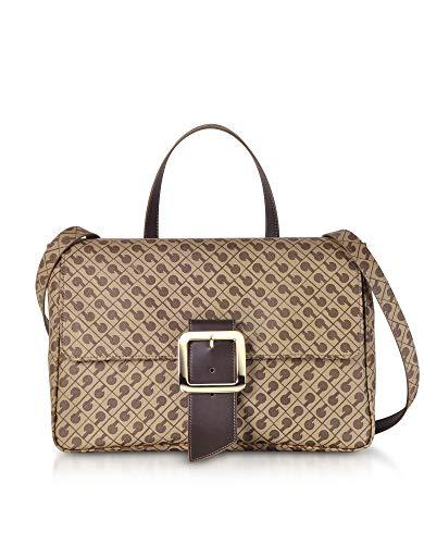Gherardini Luxury Fashion Donna GHHB05320 Marrone Ecopelle Borsa A Mano | Primavera-estate 20