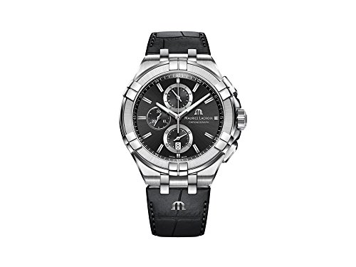 Maurice Lacroix Men's Stainless Steel Swiss...