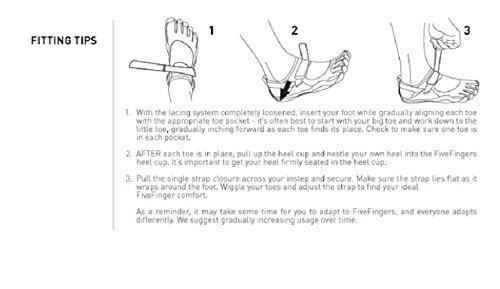 Vibram Five Fingers Kso Evo, Chaussures de Fitness homme - Noir (Black) - 46 EU