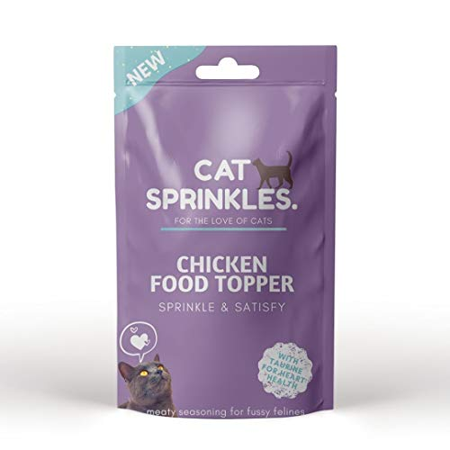 CatSprinkles: Purrfect Cat Food Topper - Chicken Flavour