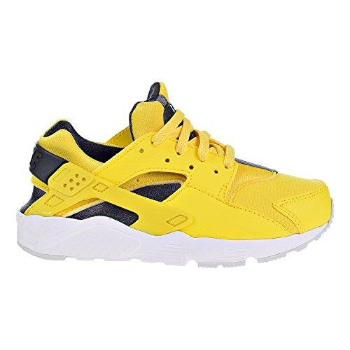 NIKE704949 016 - Nike Huarache Run Ps 704949-301, olivgrün, Kinder Damen , Gelb (Tour Yellow/Anthracite-white), 17 EU M Kleines Art