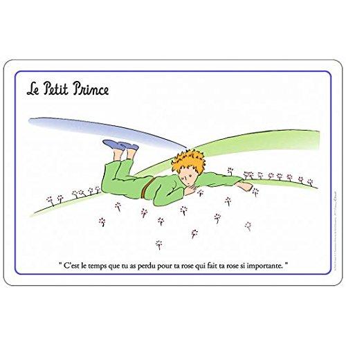 Set de table Le Petit Prince allongé\