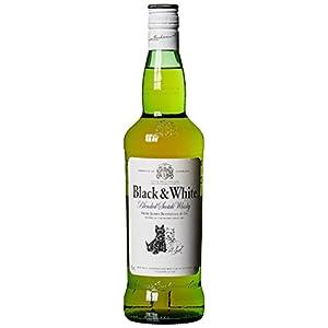 ブラック&ホワイト ブレンデッド・スコッチ [ ウイスキー イギリス 700ml ]