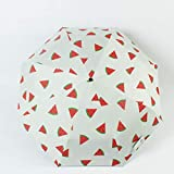 SKX Regenschirm, DREI Faltbare Regenschirme, Sonnenschutz, Regenschirme, Regenschirme, Regenschirme, Doppelnutzung, Funktion: Sonnenschutz, Regenschutz -
