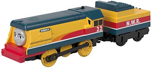 Thomas & Friends Rebecca GDV30, Thomas el Tank Engine & Friends Trackmaster Motor de Tren motorizado, Multicolor