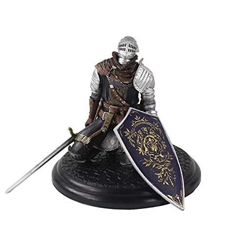 Juego Dark Souls Black Faraam Knight PVC Figura De Acción De Colección Modelo De Juguete para Niños 14Cm