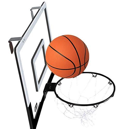 WENZHE Basketballkorb Basketball Netz Set Basketballring Mit Ring Basketball-Board Hängend Kind Innen- Draussen Bewegung Kann Eintauchen, Korbringdurchmesser 30cm