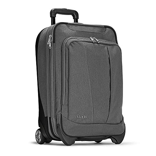 eBags Mother Lode 22 Inches Carry-On Roller (Heathered Graphite)