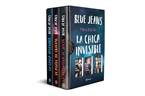Estuche trilogía La chica invisible: La chica invisible + El puzle de cristal + La promesa de Julia ((Fuera de colección))