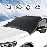 LOFTEK Windshield Cover, Car Sun Shade for Front Windshield, Extra Large Double Sided...