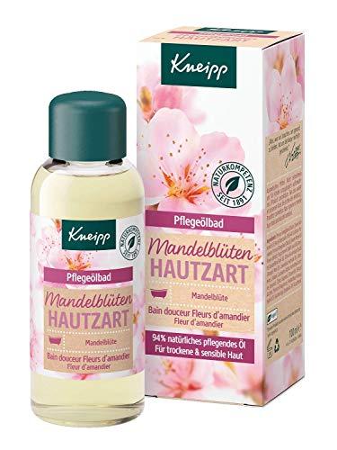 Kneipp Pflegeölbad Mandelblüten Hautzart, 1er Pack (1 x 100 ml)