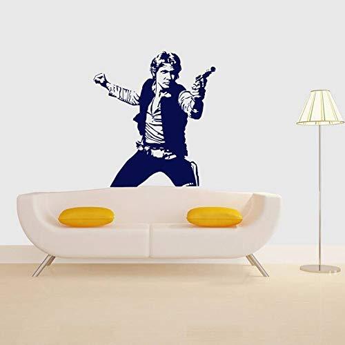 Archer Famous Character Abnehmbare Wandaufkleber für Wohnzimmer Home Decor Vinyl Wallpaper Decals Schlafzimmer Boys Art Murals 42 * 47Cm