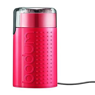 Bodum Bistro Electric Blade Grinder, 1 EA, Red