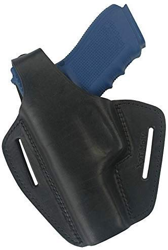 VlaMiTex B2Li Leder Holster für Gürtel Glock 20 21 Zoraki 917 Links ! ! !
