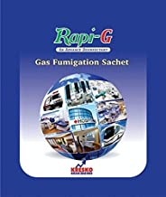 Rapi-G Certified safe & easy sterilizer disinfector fumigator for clinic/home/office/car/own space (Pack of 2 Sachet)