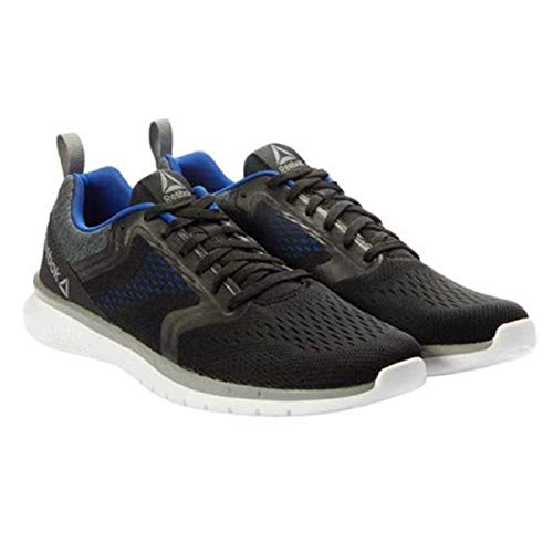 Reebok Men's PT Prime Runner Shoe 3.0 (10.5 M US, Black/Navy)