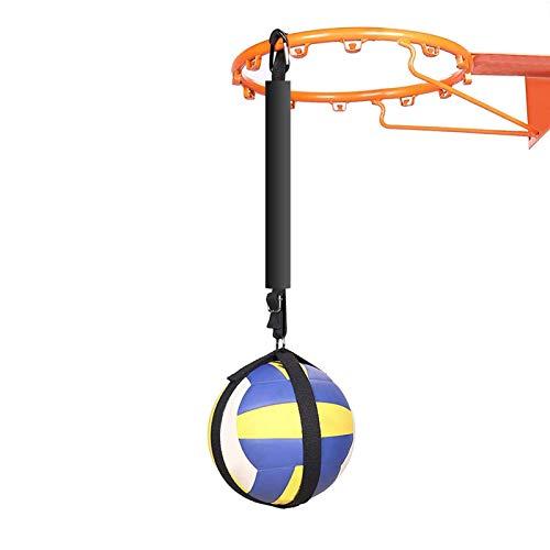 Volleyball Spike Trainer Volleyball Spike Trainingssystem für Basketballkorb Basketballkorb Volleyball Ausrüstung Training Verbessern Sie Ihre Wicked-Fast Armgeschwindigkeit und Spiking Power