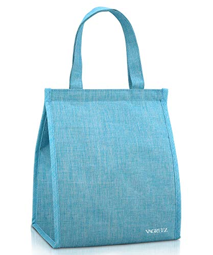 Lunch Bag, VAGREEZ Insulated Lunch Bag Large...