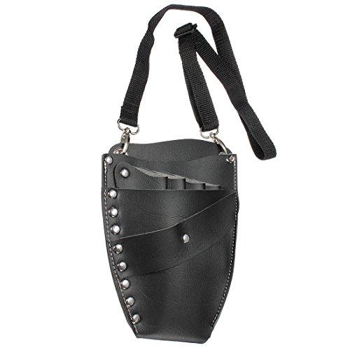 Bluelover tas van PU-leer voor kapsalons met riem in de taille, schoudertas