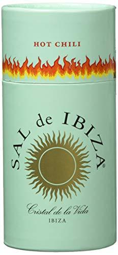 Sal de Ibiza Meersalz mit Chili, 2er Pack (2 x 75 g)