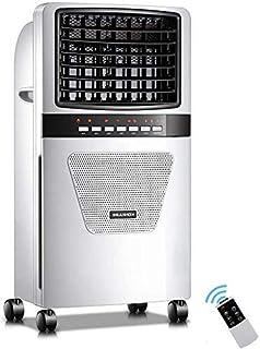 Acondicionador de aire acondicionado pequeña unidad portátil Ventilador fría móvil acondicionador de aire for portátil de casa 4-en-1 por evaporación del refrigerador de aire del ventilador del aire a