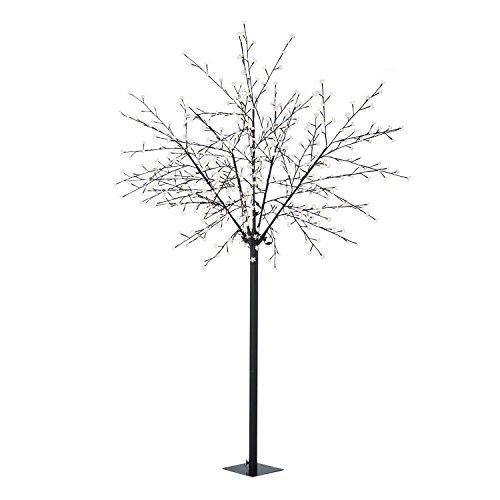 Blumfeldt Hanami WW 250 Lichterbaum Kirschblüten 600 LEDs warmweiß