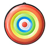 Inflatable Wall Boxing Target Taekwondo for Adult Children PVC Fitness Training, humidifier, Outdoor&Sport Sales (Multicolor)