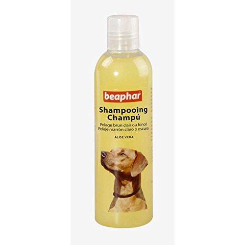 Beaphar Shampooing Pelage Marron Aloe Vera 250 ml