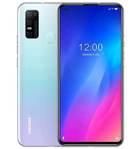 Movil Libre DOOGEE N30 (4GB RAM + 128GB ROM), Teléfono Moviles Android...