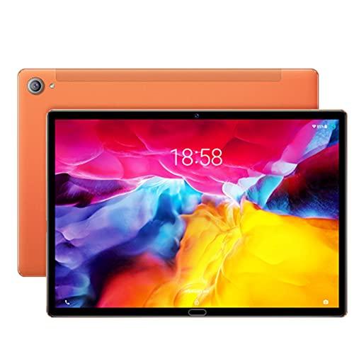 GANGG Tablet PC, IPS de 10,6 Pulgadas 1920 × 1200 Resolución 4GB RAM 64GB ROM 13MP Trasera 5MP 4G Red Call Type-C Jack, Adecuado para Estudiantes, multitudes de Oficina, Regalos del día Infantil