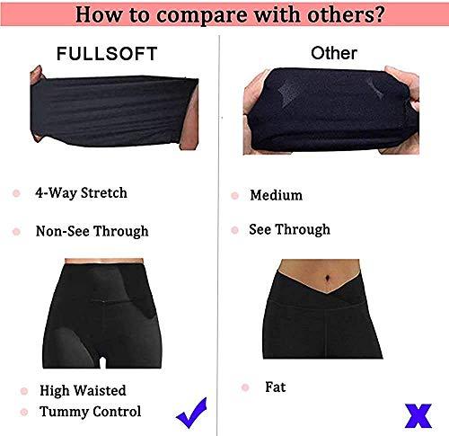 Leggings de cintura alta sin costuras para mujer, con costuras suaves y elásticos para el control de la barriga, pantalones elásticos de entrenamiento, gimnasio, yoga, pantalones elásticos Multi2 S/M