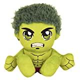 Bleacher Creatures Marvel Hulk 8' Kuricha Sitting Plush- Soft Chibi Inspired Toy