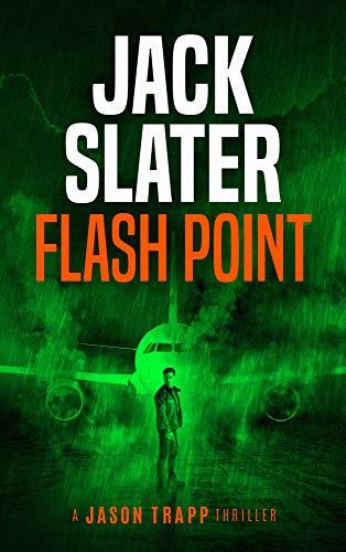 Flash Point (Jason Trapp Book 3) (English Edition)