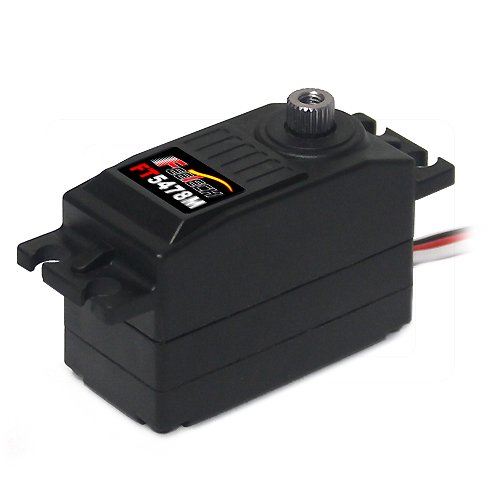 Feetech FT5478M Digital Metall Low Profile Servo 51g 9.0kg 0,09sec 4,8V-6V BB