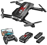 Holy Stone HS160 Pro Foldable Drone with 1080p HD WiFi Camera for Adults