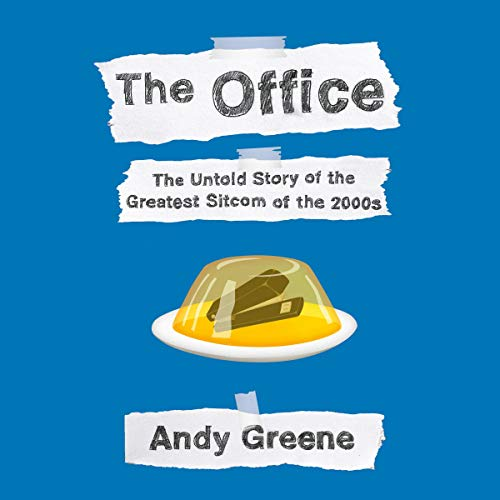 The Office audiobook cover art