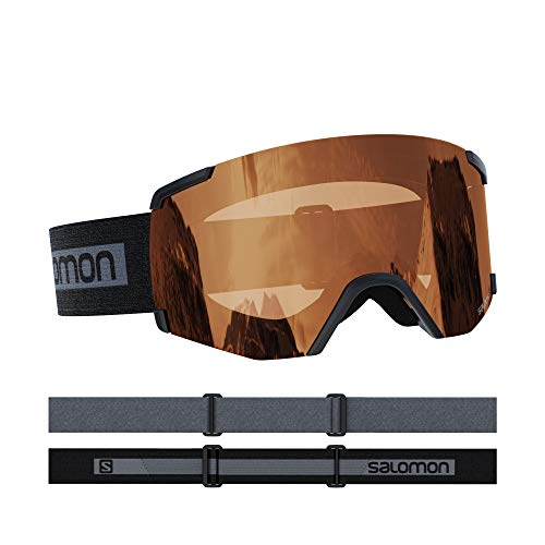 Salomon S/View Unisex-Skibrille Medium-Small