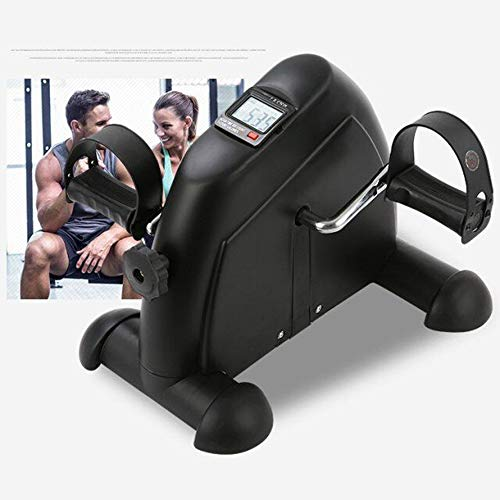Folding Exercise Pedalen Bike, arm en been Trainer, Minibike, hometrainers binnen, draagbare home Pedal Exerciser, Ideaal trainingsapparaat voor senioren en sportbeoefenaars